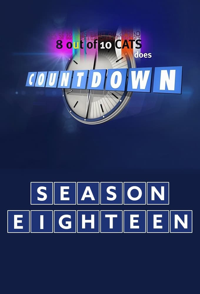 8 Out of 10 Cats Does Countdown Season 18