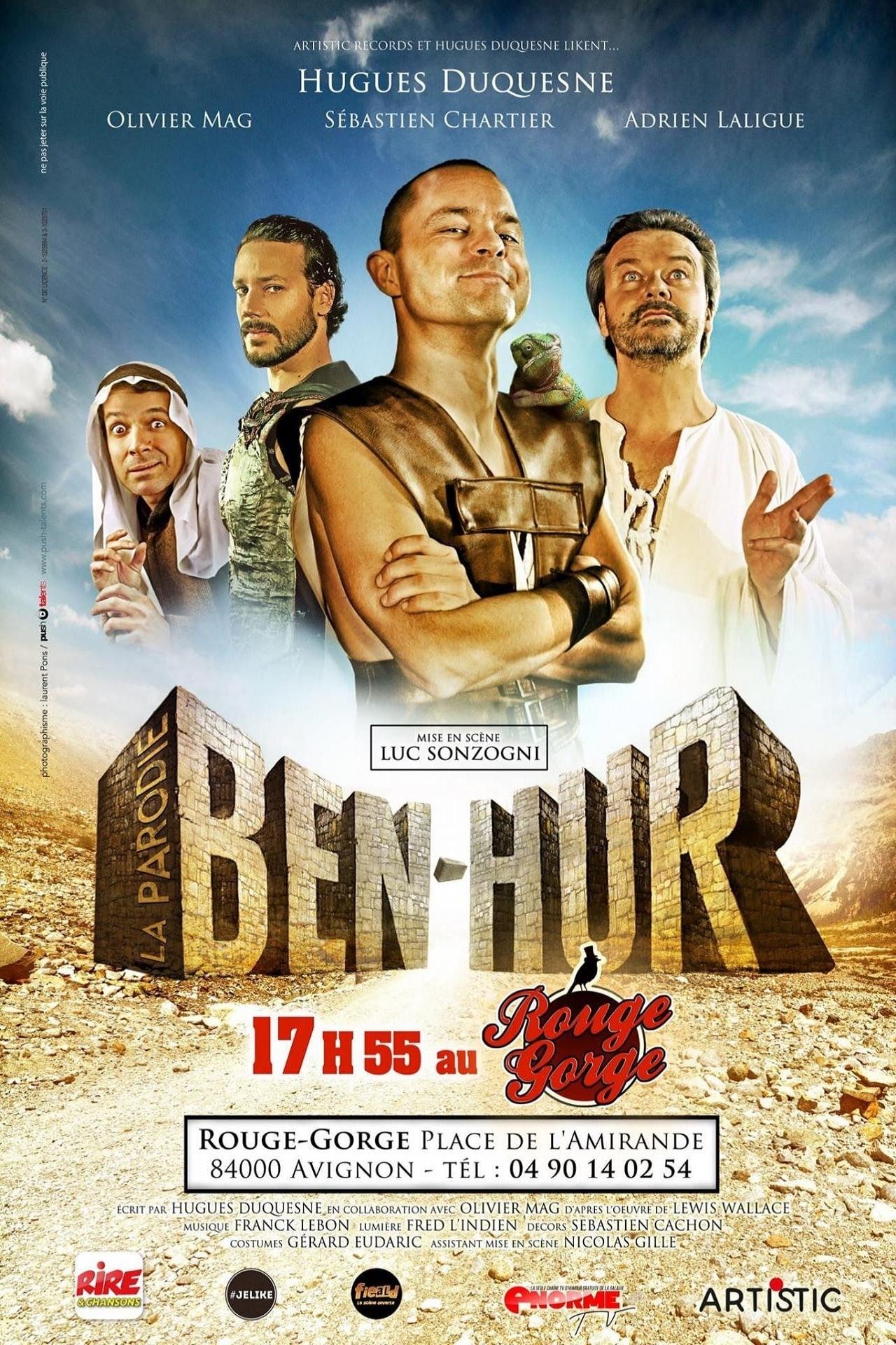 Ben Hur, la parodie (2014)