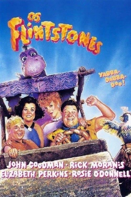 Os Flintstones: O Filme Dublado