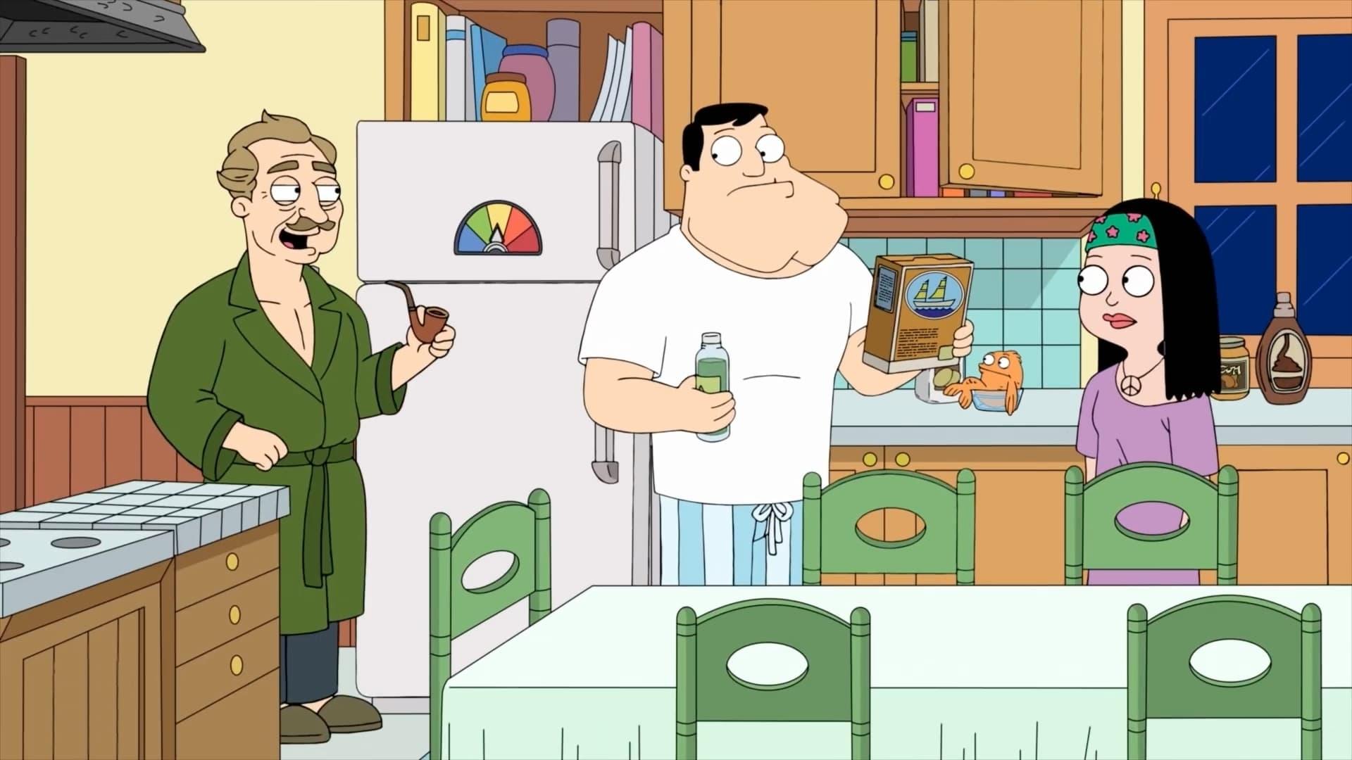 American Dad! Season 15 :Episode 18  Top of the Steve