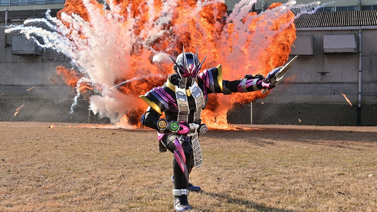 Kamen Rider Season 29 : Episode 23