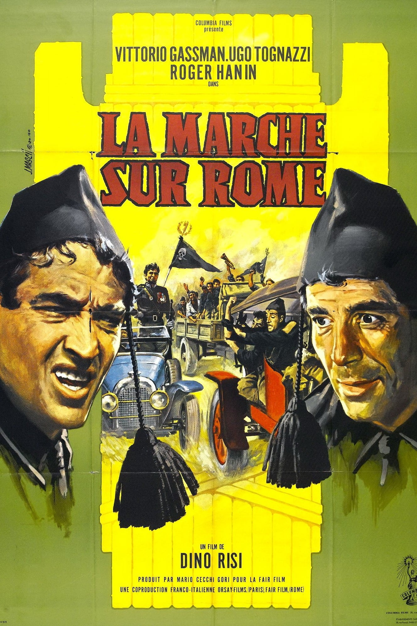 March on Rome (1962)