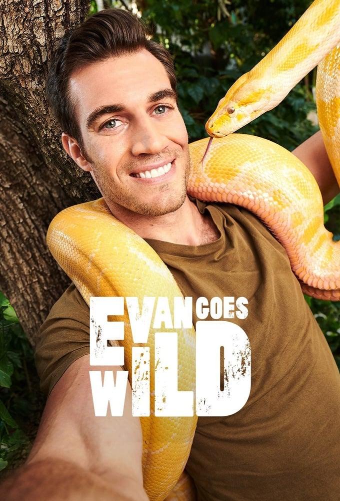 Evan Goes Wild TV Shows About Wildlife