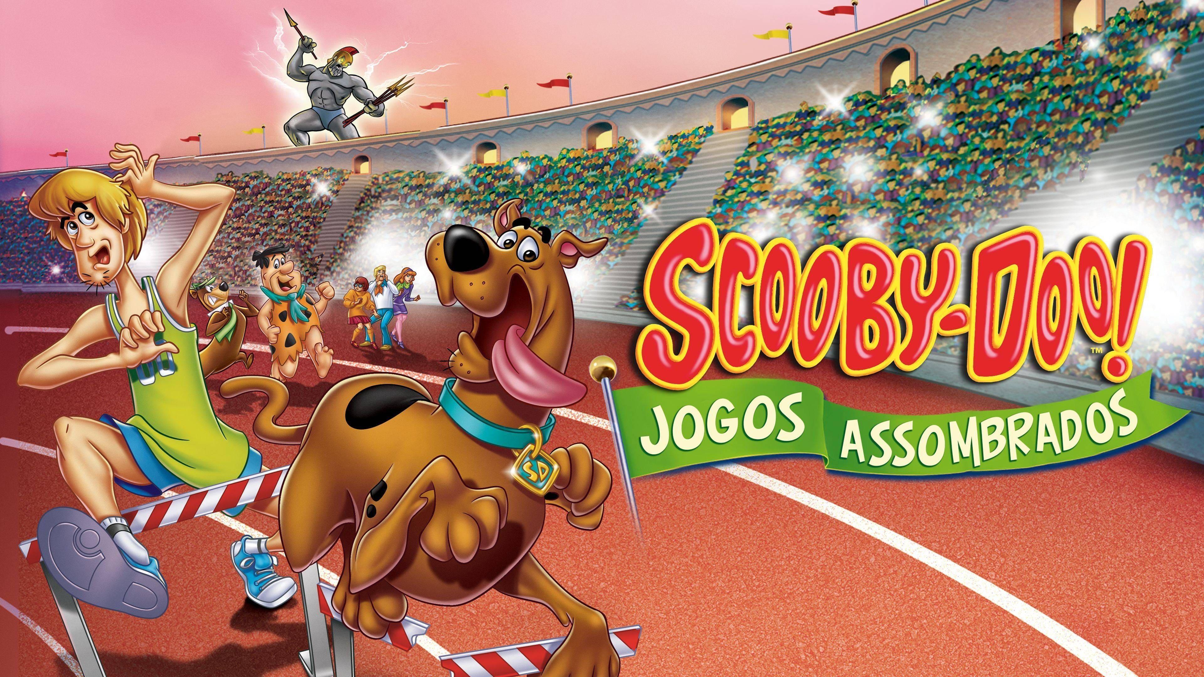 Scooby-Doo! Spooky Games (2012)