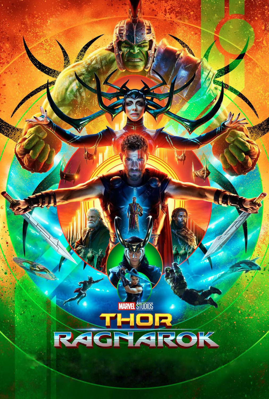 Thor 3: Ragnarok – Dublado (2017)