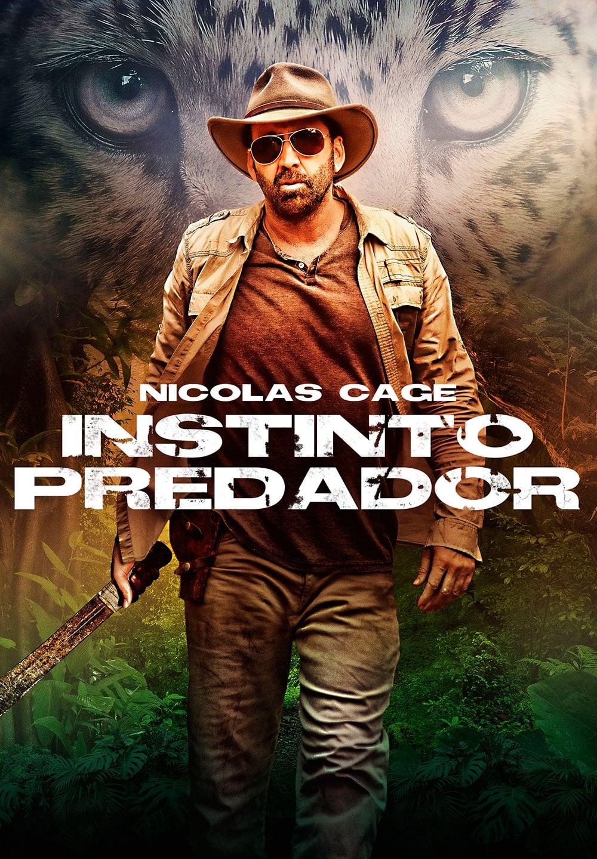 assistir filme instinto predador