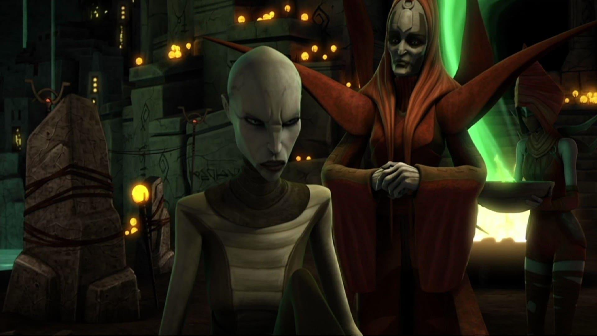 Star Wars: The Clone Wars Season 3 :Episode 12  Nightsisters