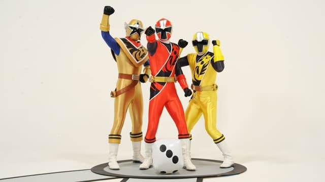 Super Sentai Season 39 :Episode 29  Official Ninja Board Game!