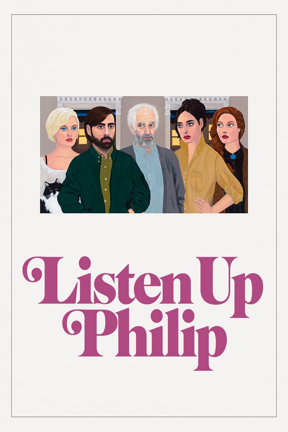 Listen Up Philip on FREECABLE TV