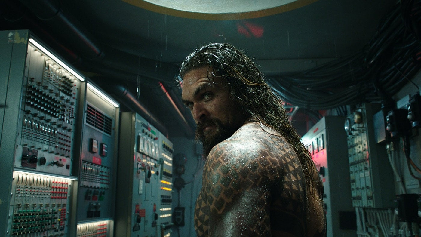 Backgrounds and walpapers Aquaman