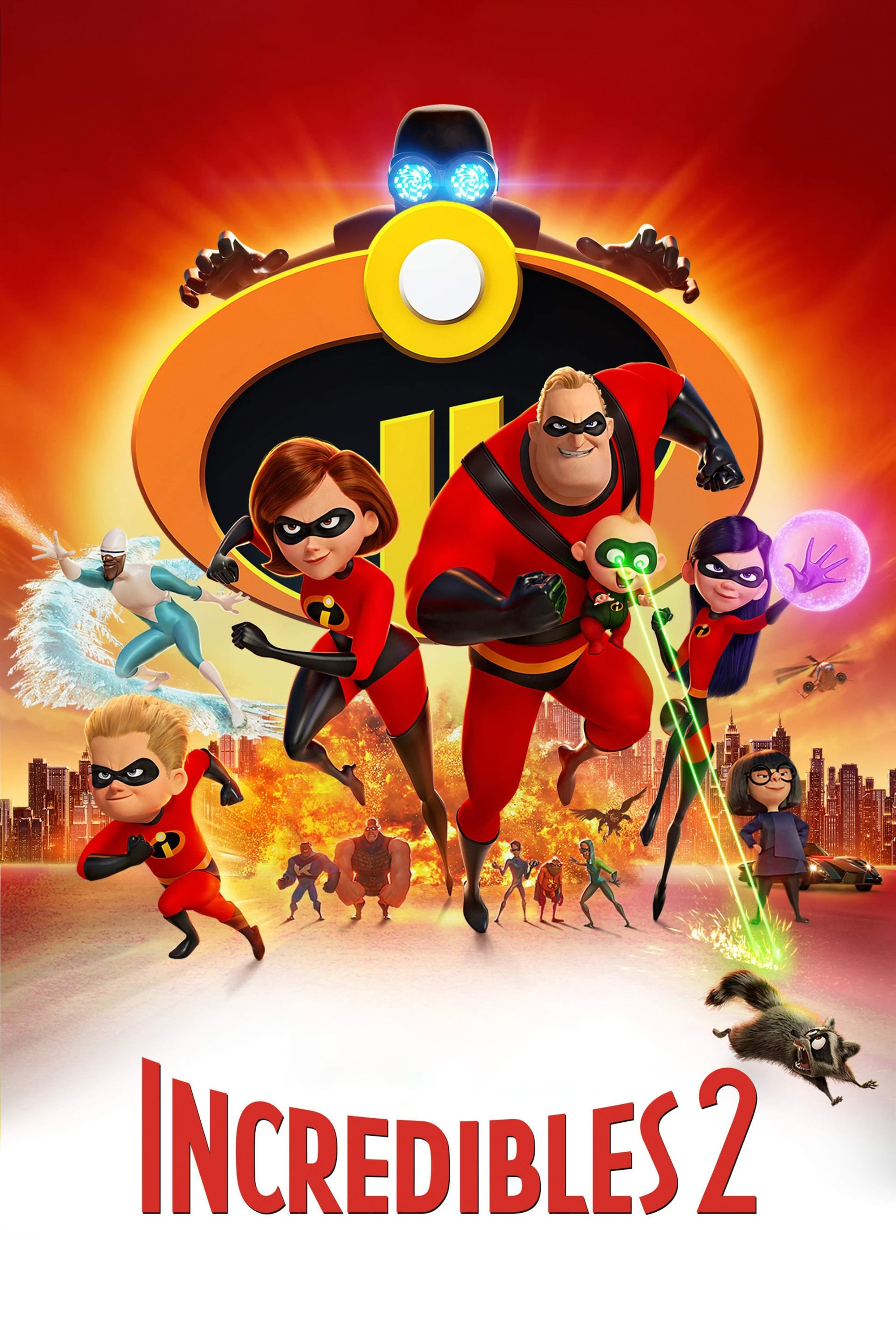 Incredibles 2 2018 Posters
