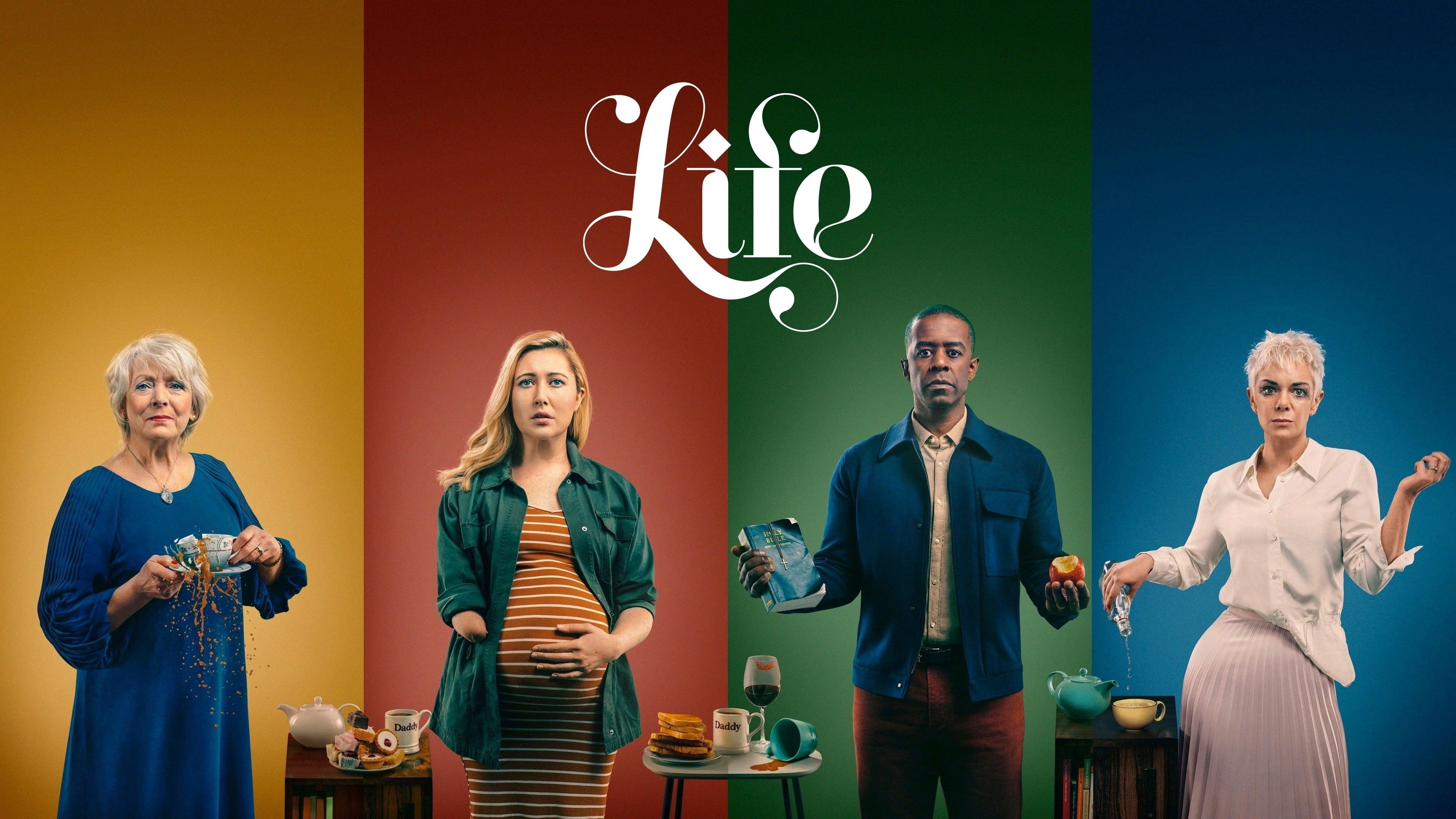 Maak kans op het eerste seizoen van Life (2020)