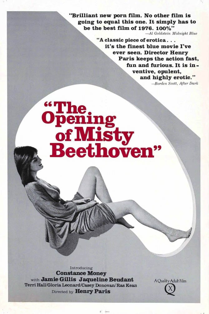 Ver The Opening of Misty Beethoven Online HD Español ()