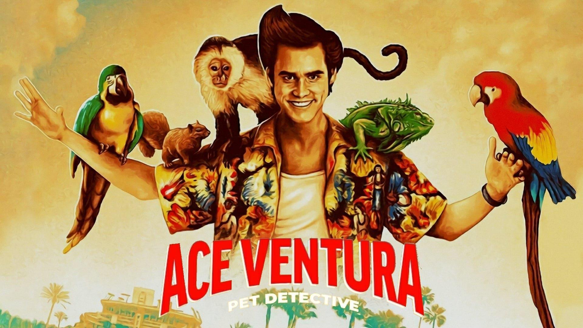 Ace Ventura: Detective de mascotas