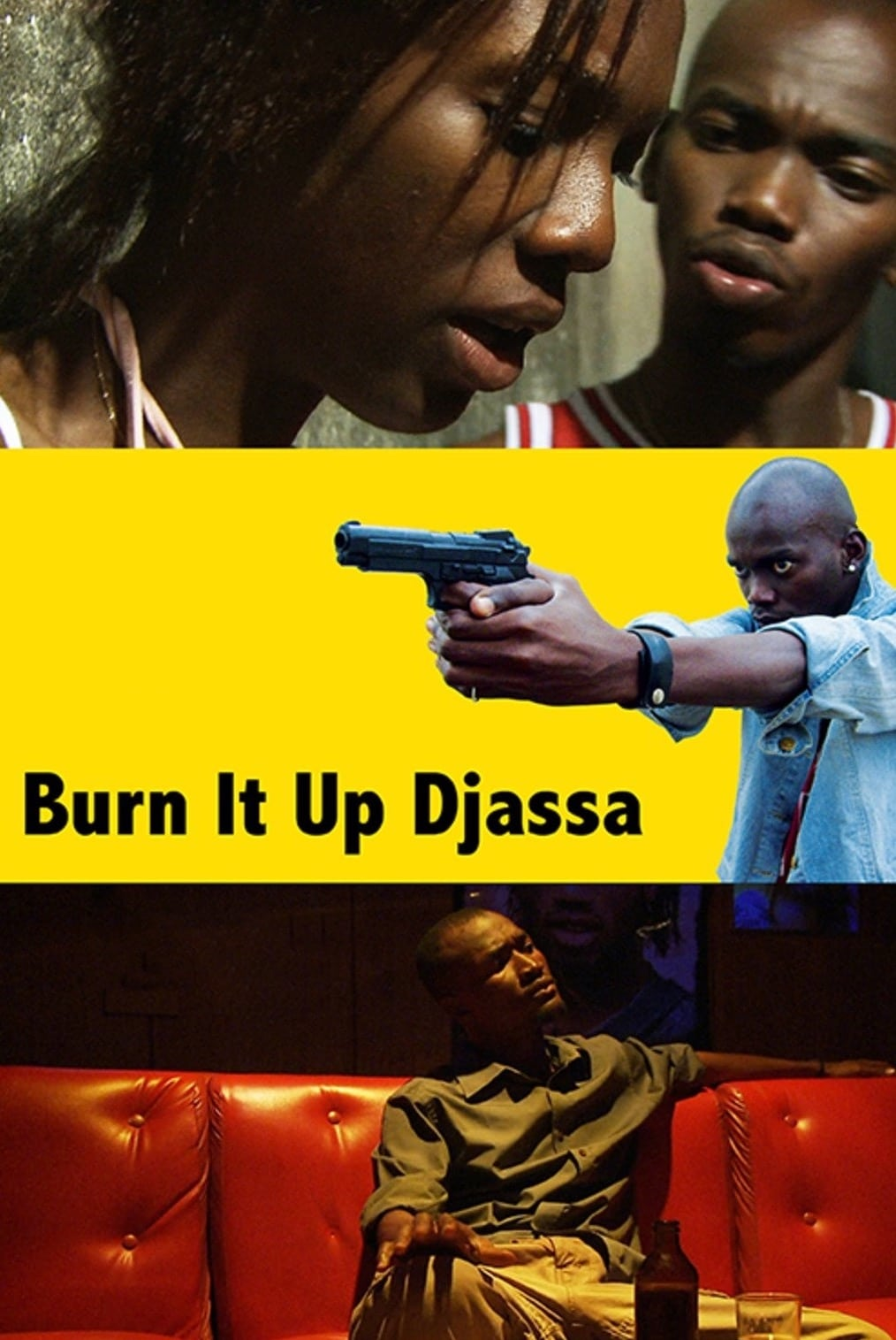 Burn It Up, Djassa on FREECABLE TV