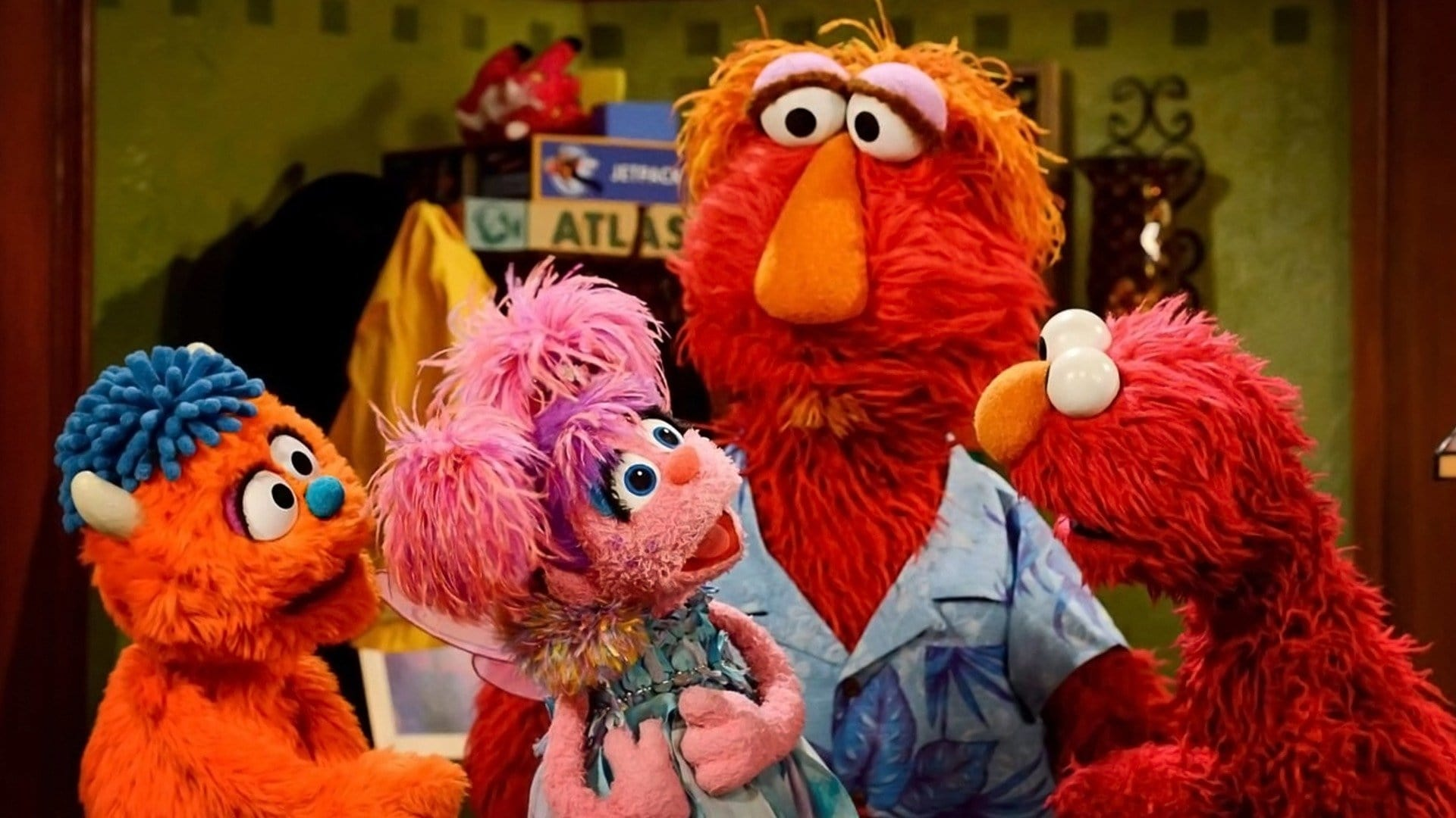 Sesame Street Season 48 :Episode 9  Our Family's Way