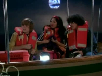 The Suite Life on Deck Season 2 :Episode 8  Lost at Sea