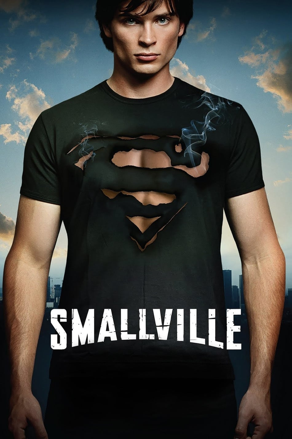 Imagem Smallville: As Aventuras do Superboy