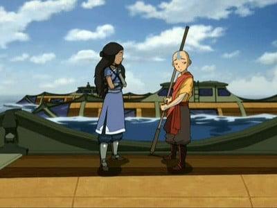 Avatar - Der Herr der Elemente Season 3 :Episode 10  Der Tag der schwarzen Sonne (1)