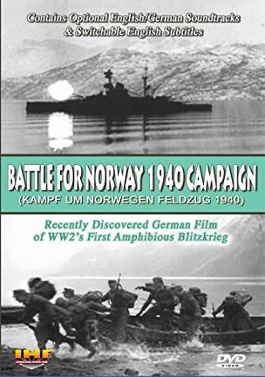 Kampf um Norwegen - Feldzug 1940