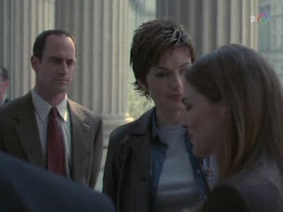 Law & Order: Special Victims Unit Season 3 :Episode 10  Ridicule