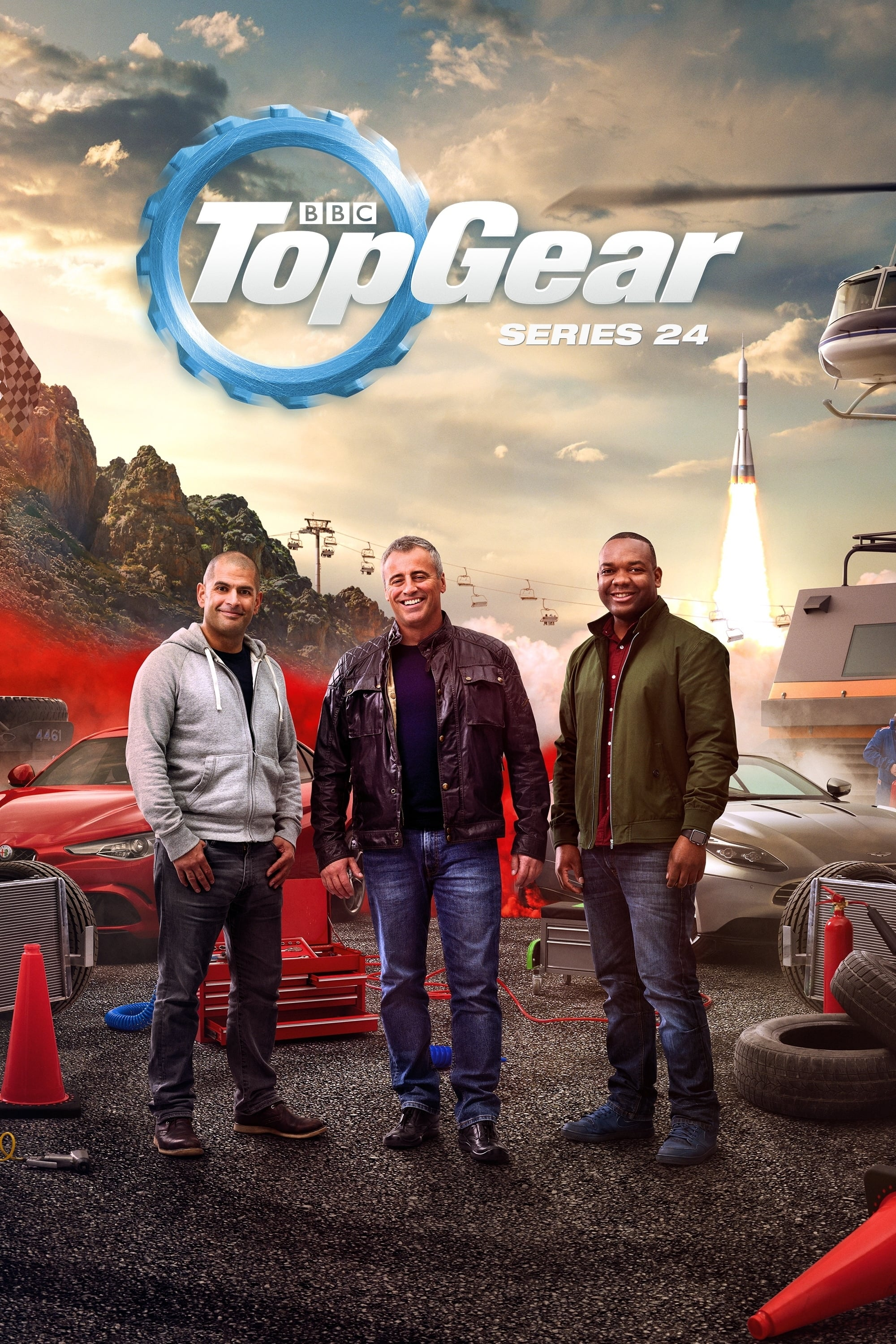 Top Gear Season 24