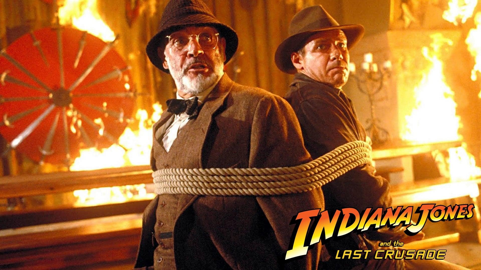 Indiana Jones: La última cruzada