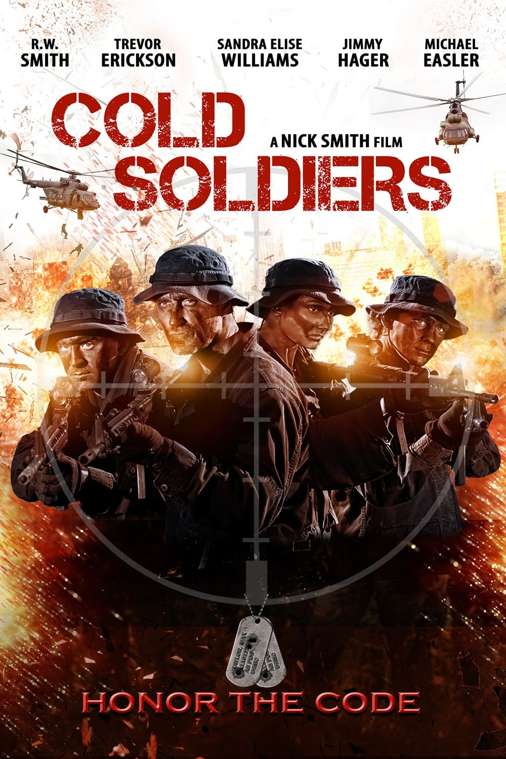 Cold Soldiers on FREECABLE TV