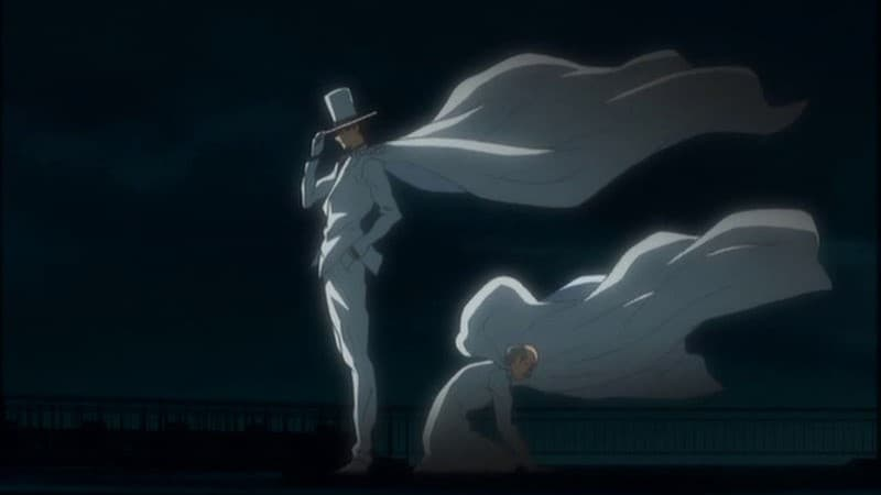 Case Closed Season 0 :Episode 27  The Revived Phantom Thief