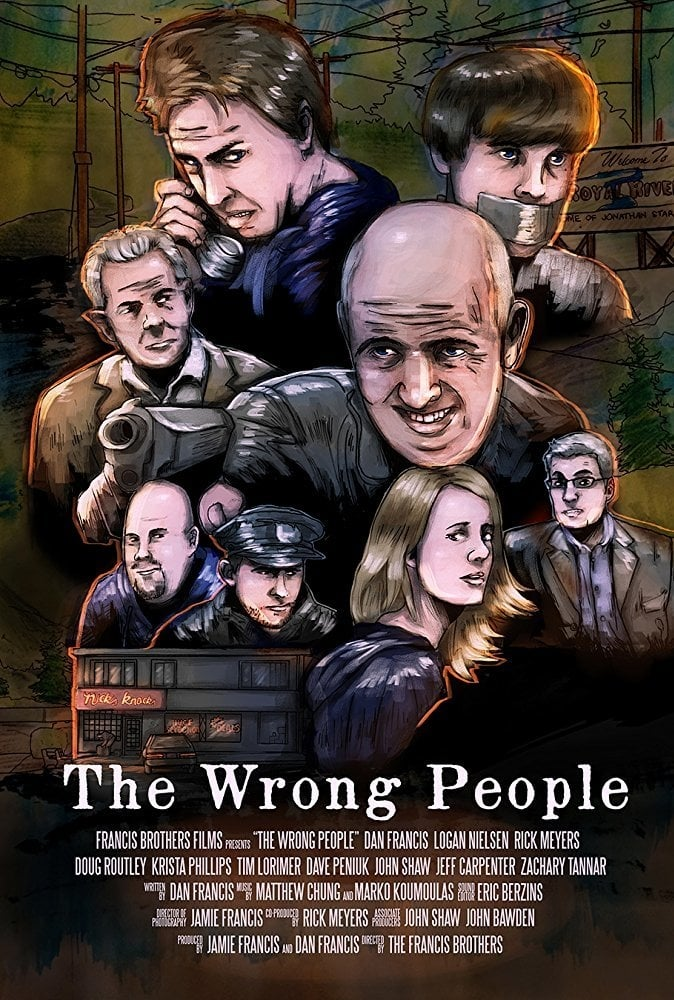 Ver The Wrong People Online HD Español (2016)