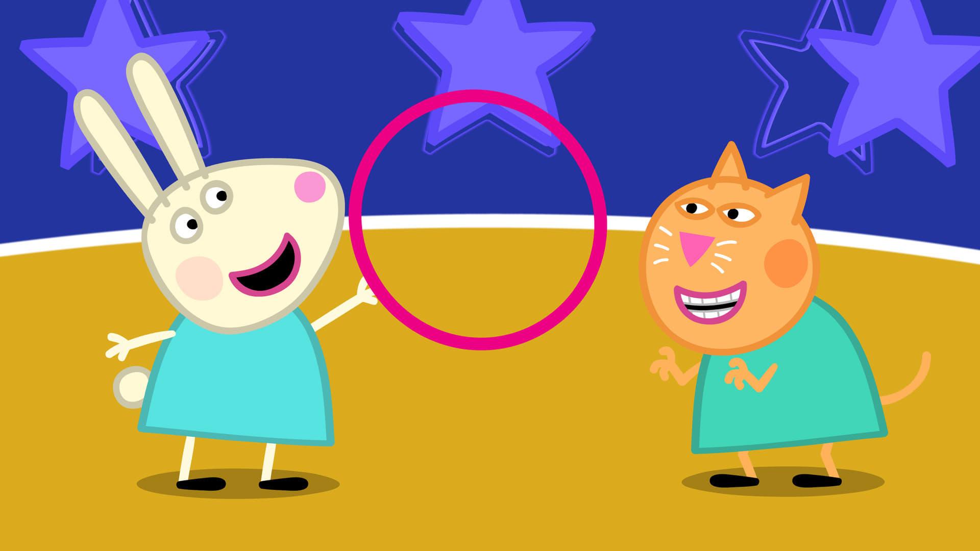Peppa Pig Season 4 :Episode 47  Peppa's Circus