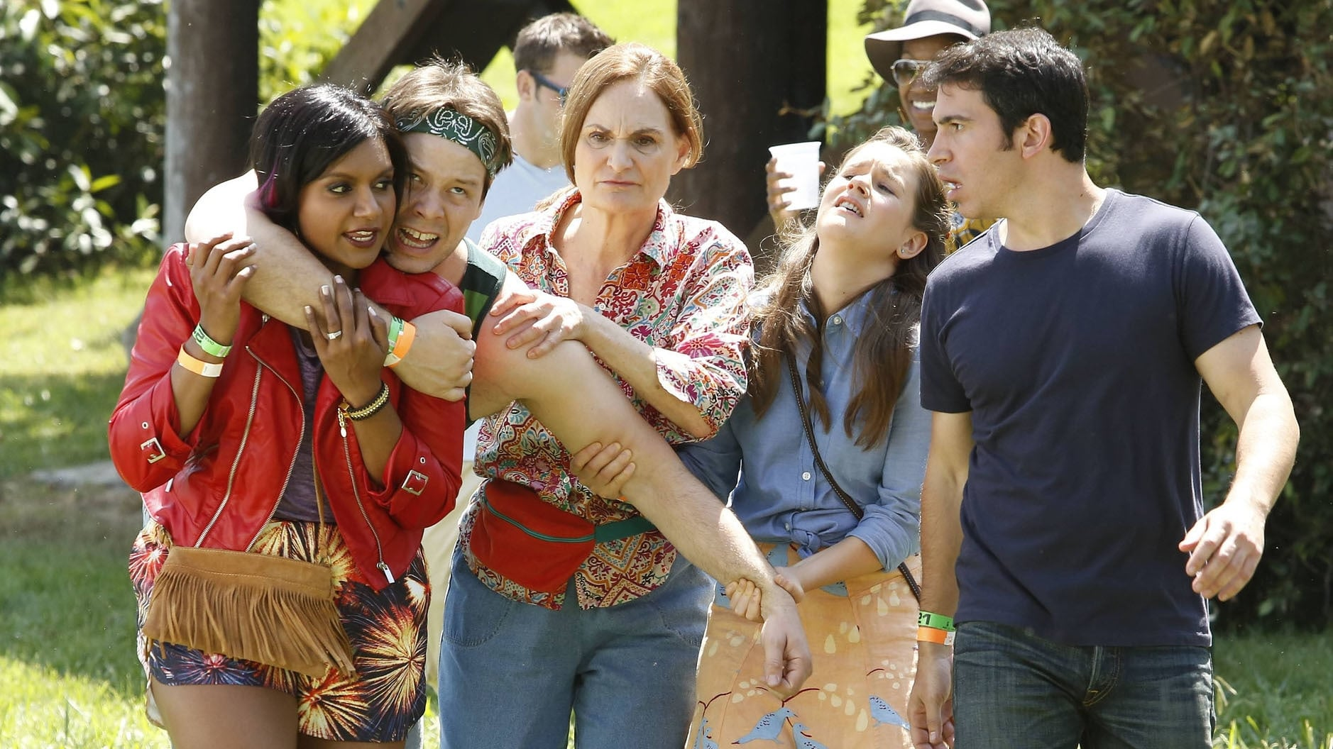 the mindy project full episodes online The mindy project is a biting new single-camera comedy from emmy award- nominated writer/producer and new york times best-selling author mindy kaling .
