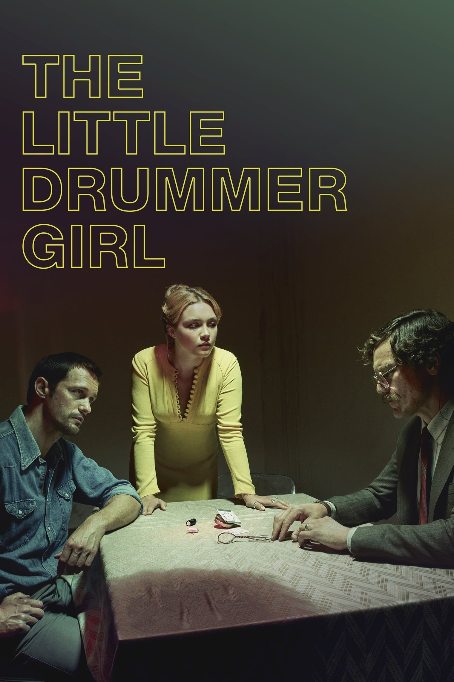 The Little Drummer Girl TV Shows About Spy