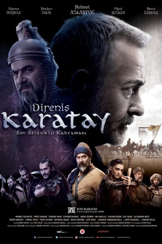 Ver Direni? Karatay Online HD Español (2018)