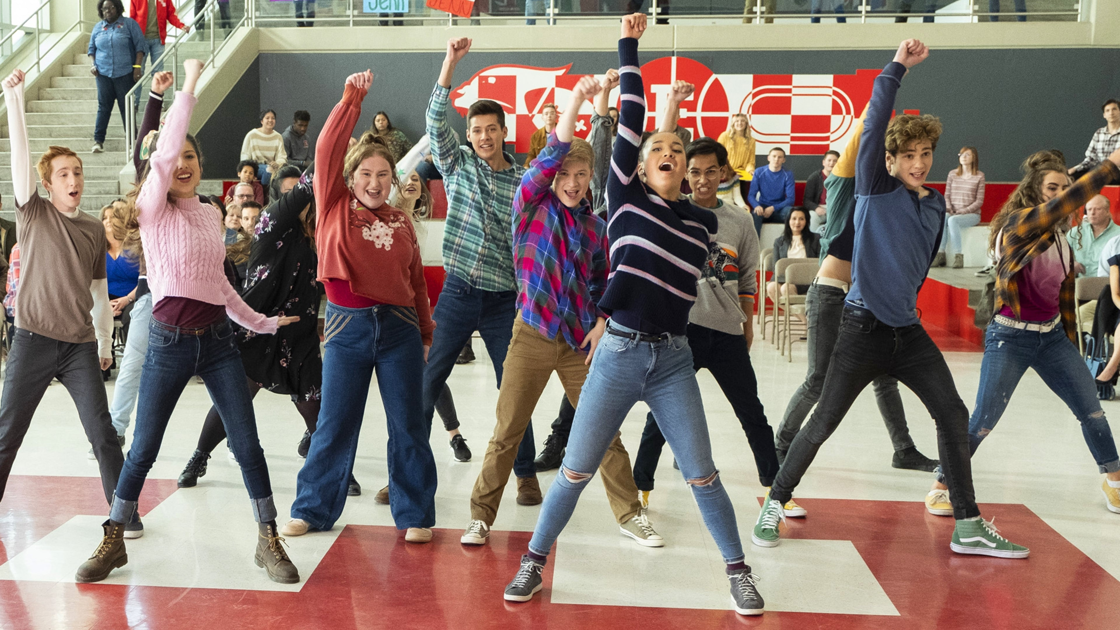 Image result for high school musical the musical 1x06