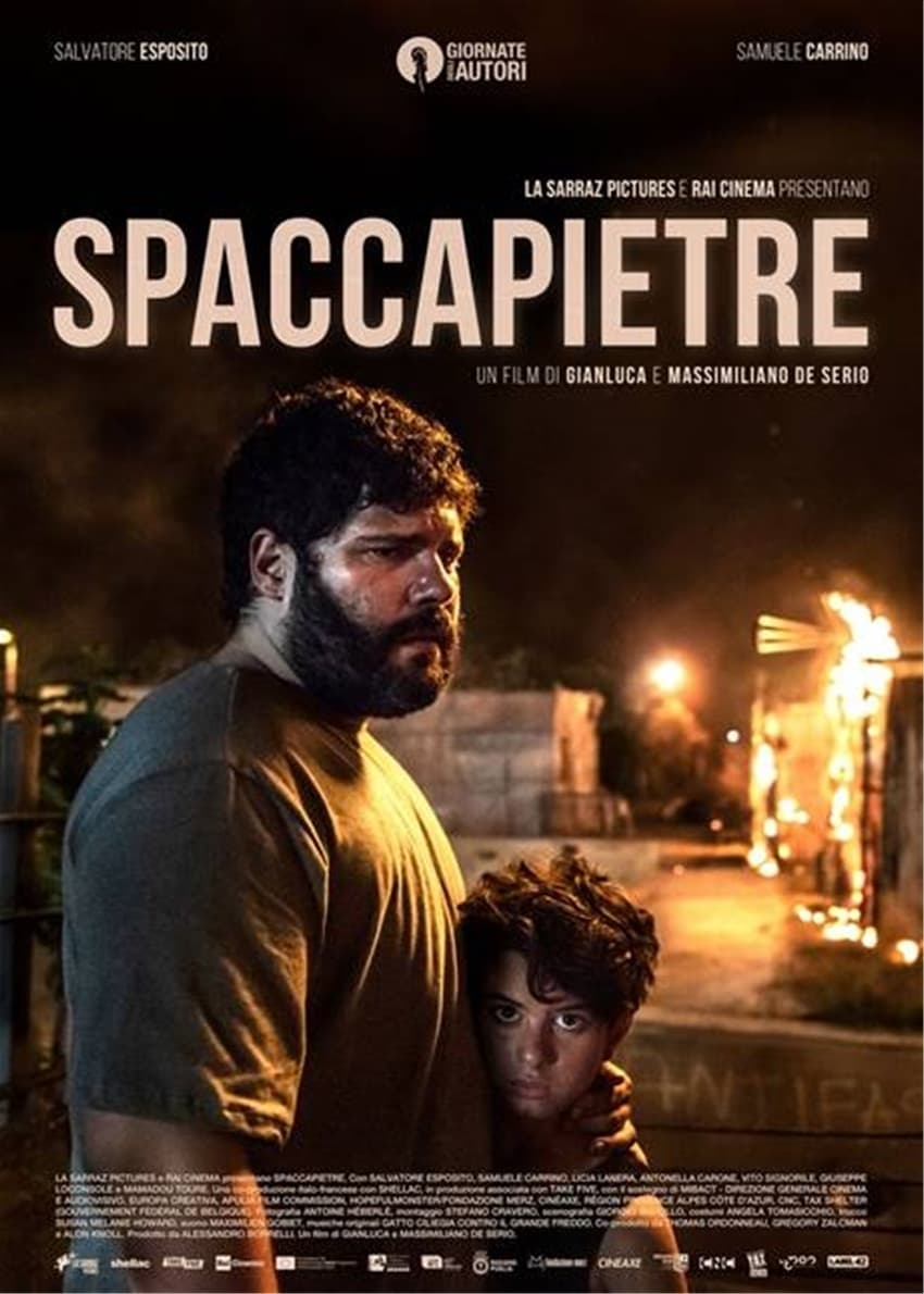 Spaccapietre streaming sur libertyvf