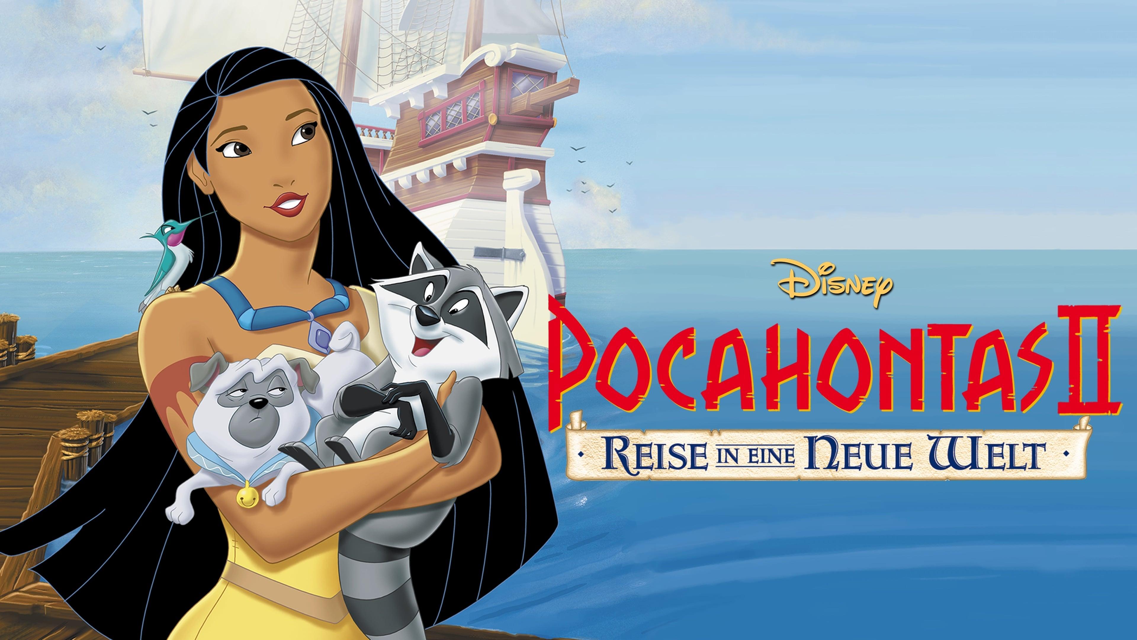 Pocahontas II: Viaje a un Nuevo Mundo