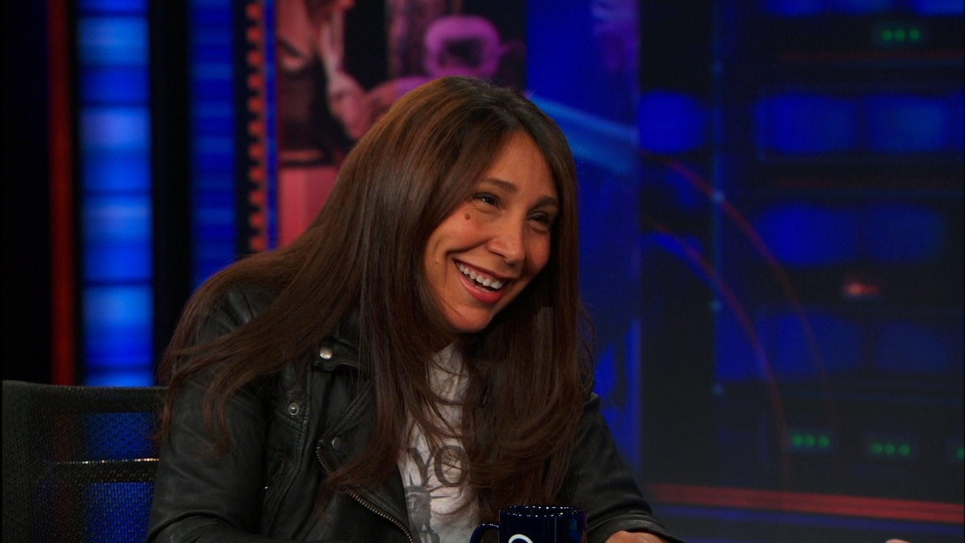 The Daily Show with Trevor Noah Season 19 :Episode 37  Haifaa al-Mansour