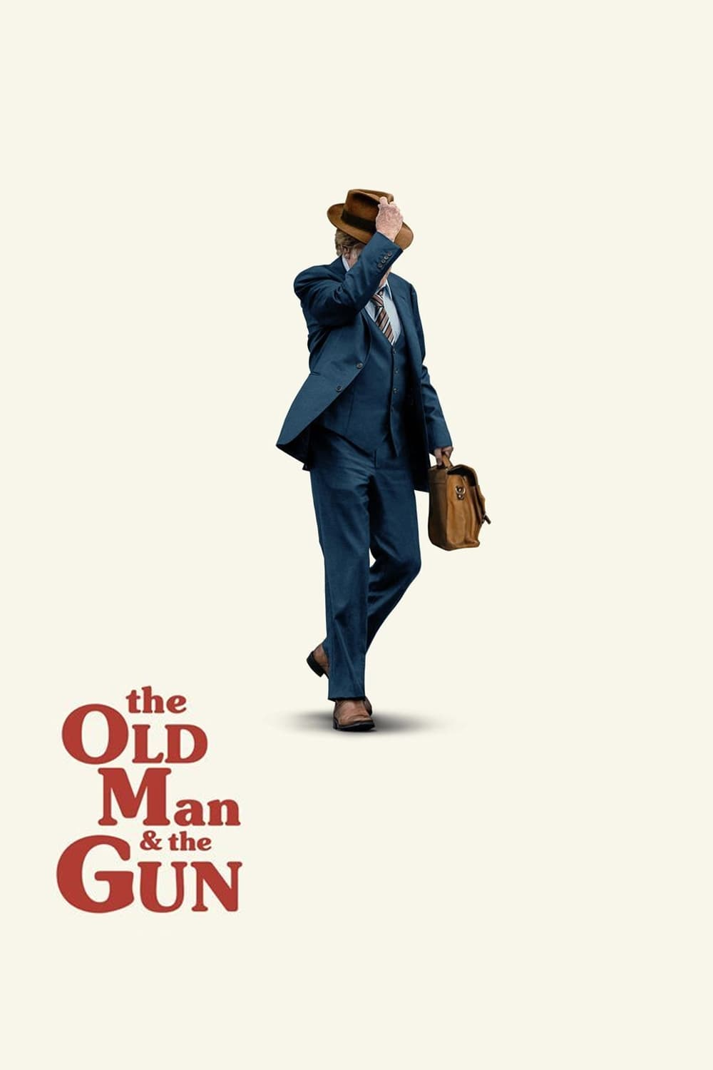 Poster and image movie Film The Old Man and the Gun - The Old Man and the Gun 2018