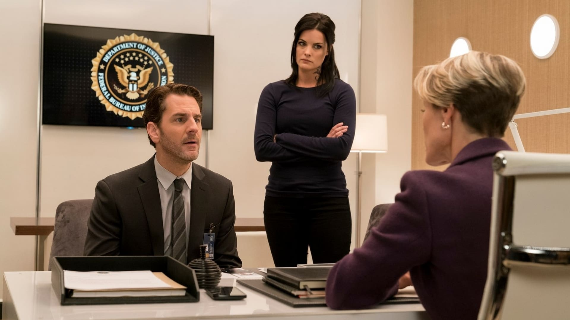 Blindspot Season 3 :Episode 5  This Profound Legacy