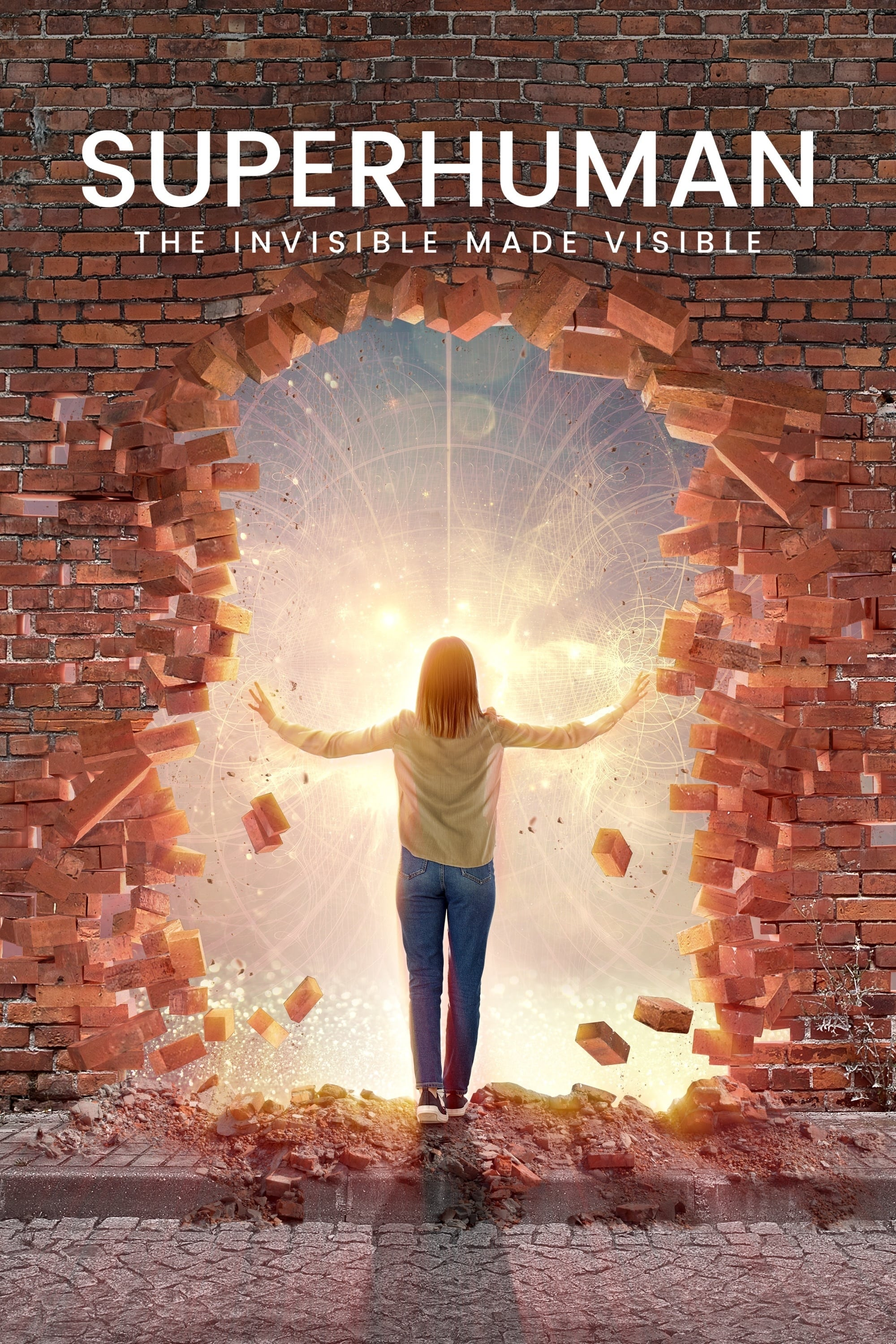 voir film Superhuman: The Invisible Made Visible streaming