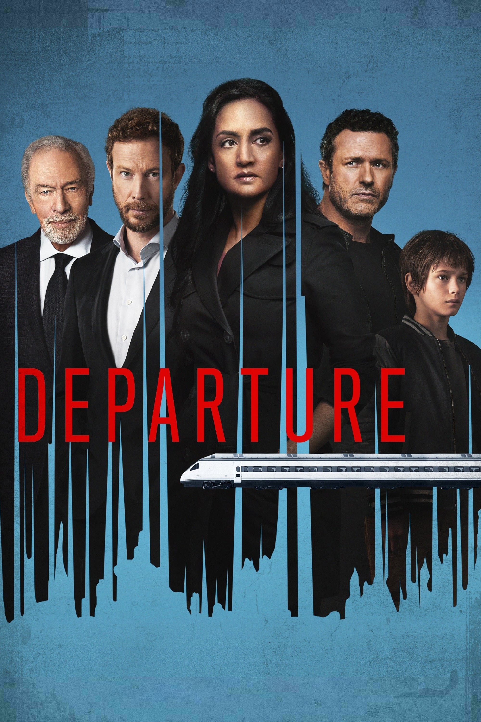 Departure TV Shows About Conspiracy