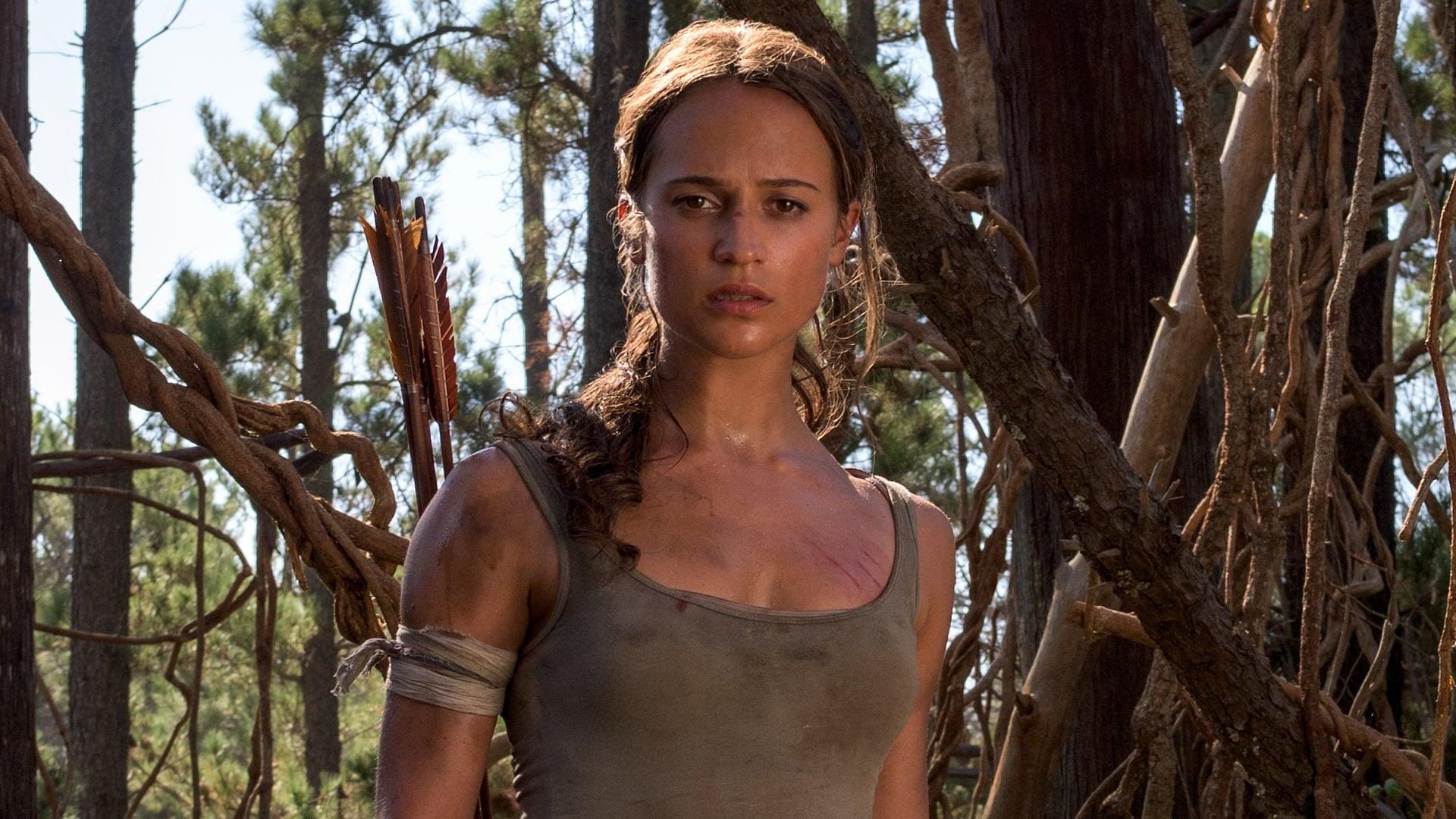 Tomb Raider (2018) - The Movie
