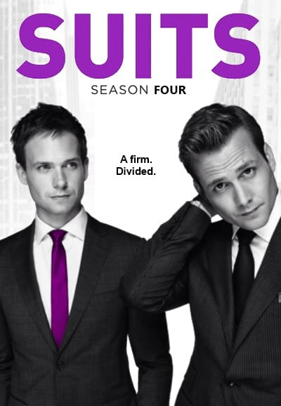Suits (La clave del éxito) Season 4