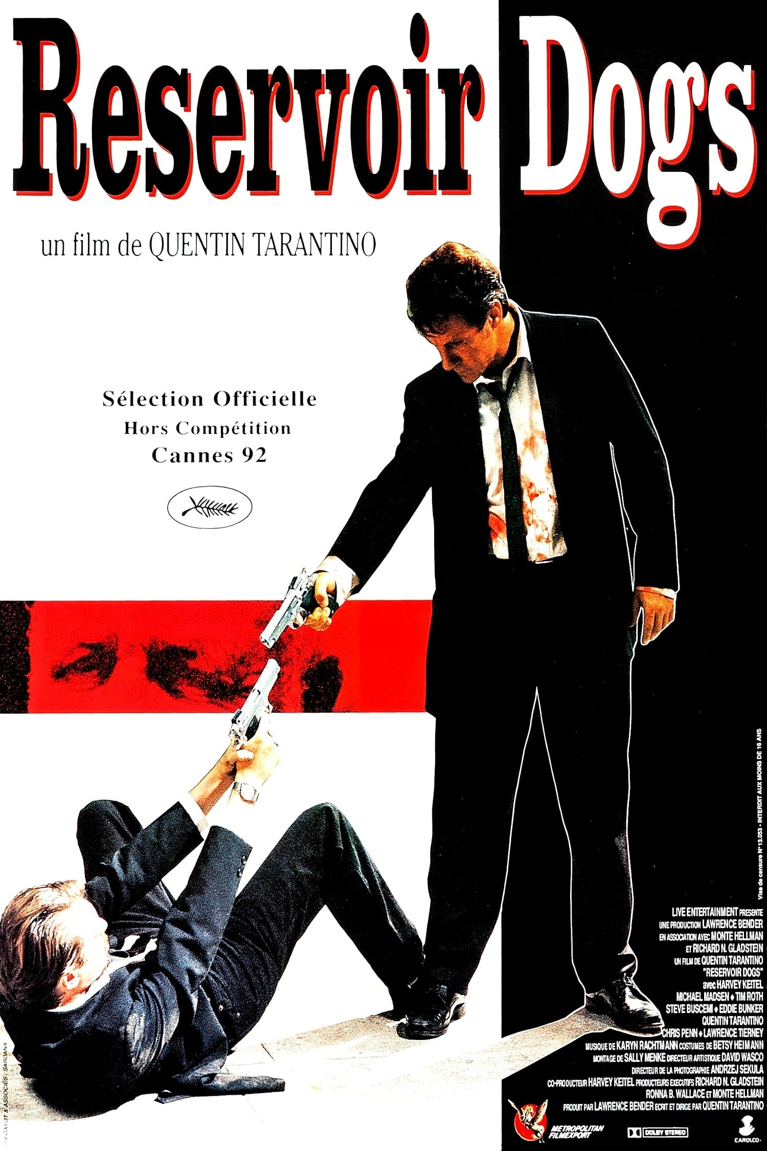 Reservoir Dogs (1992) - Rotten Tomatoes