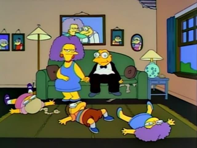 The Simpsons - Season 4 Episode 13 : Selma's Choice (1970)