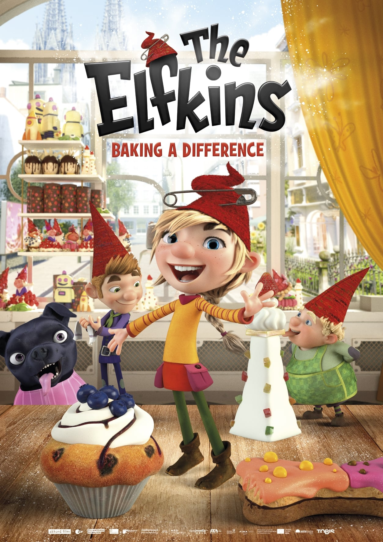 The Elfkins - Baking a Difference (2020)