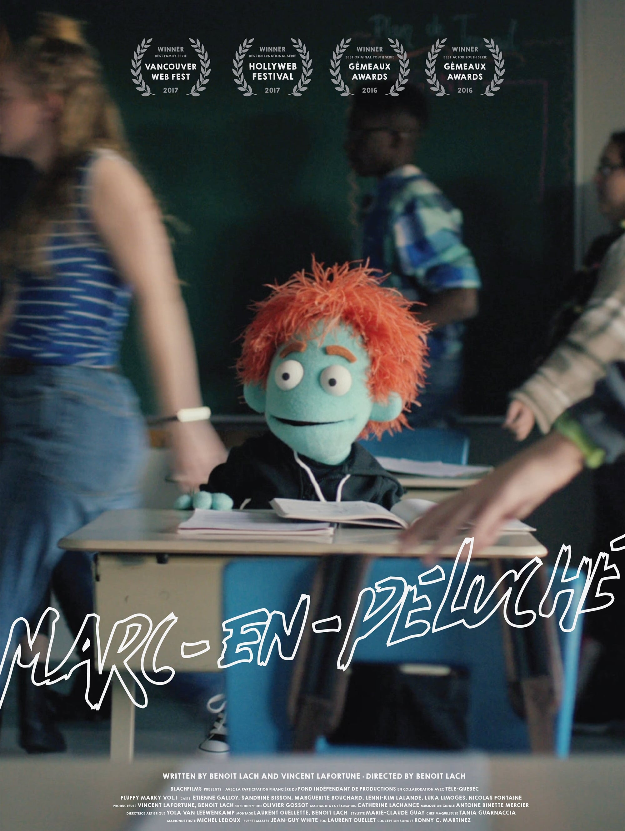 Marc-en-peluche TV Shows About Bullying