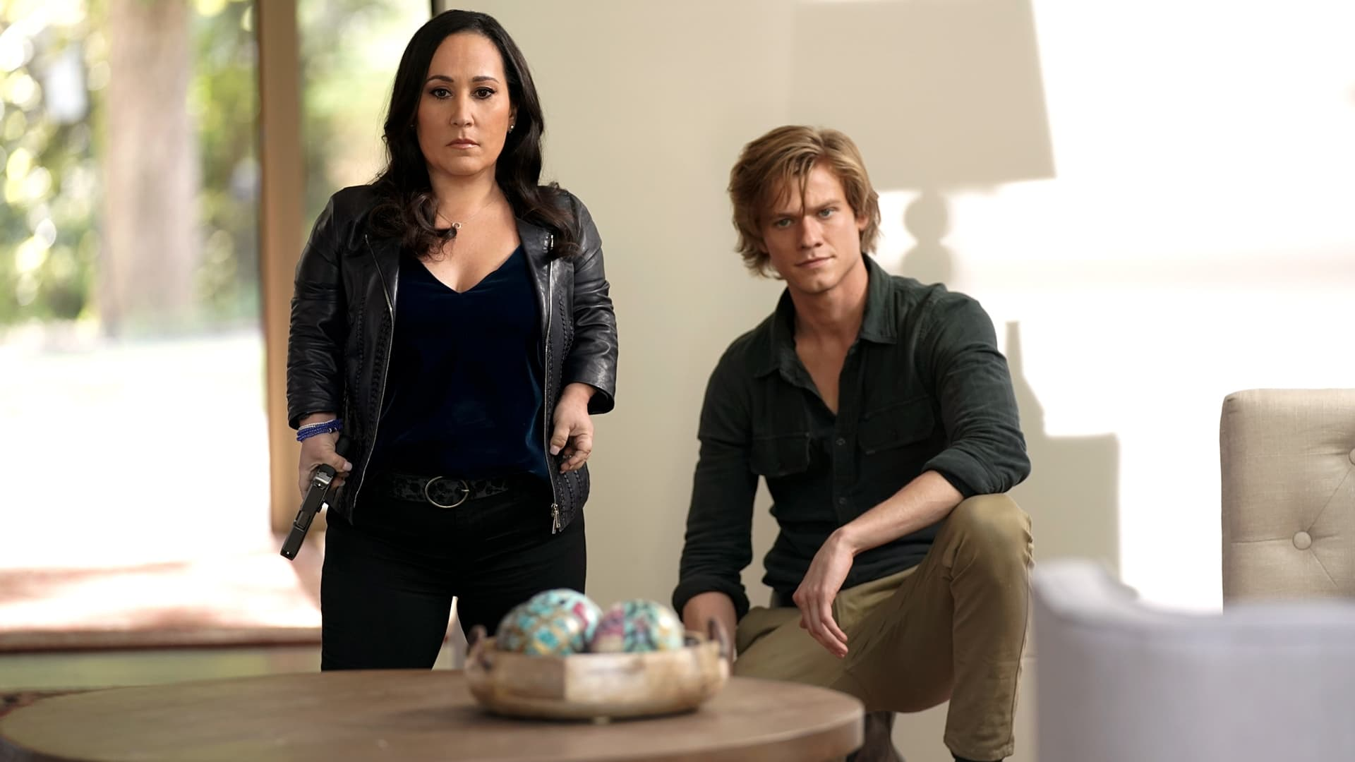 MacGyver Season 3 :Episode 10  Matty + Ethan + Fidelity