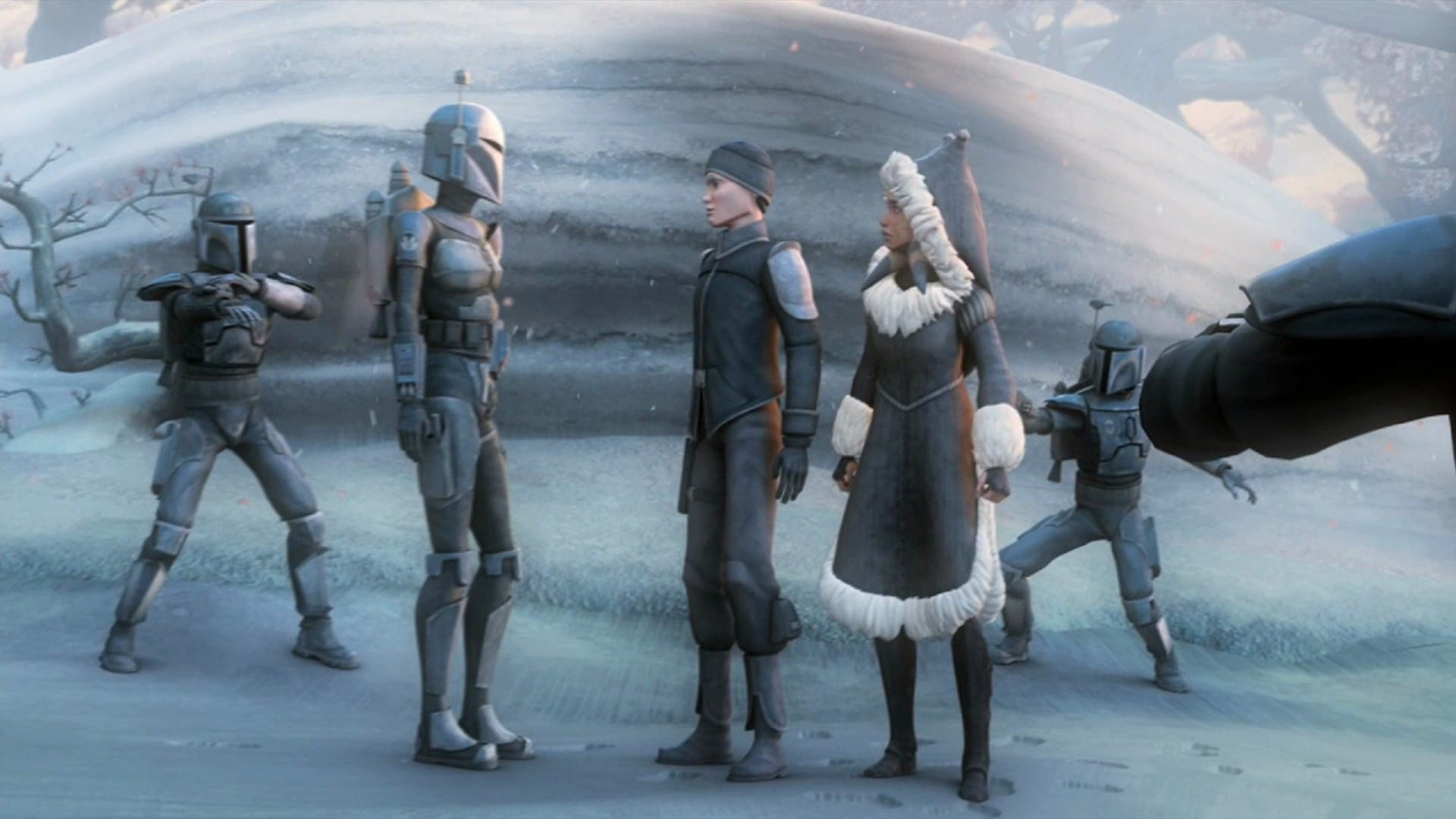 Star Wars: The Clone Wars Season 4 :Episode 14  A Friend in Need